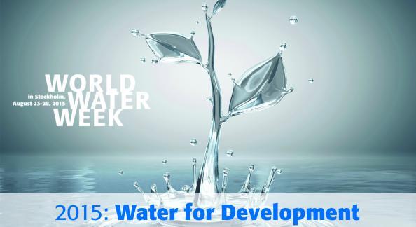 World-Water-Week-2015