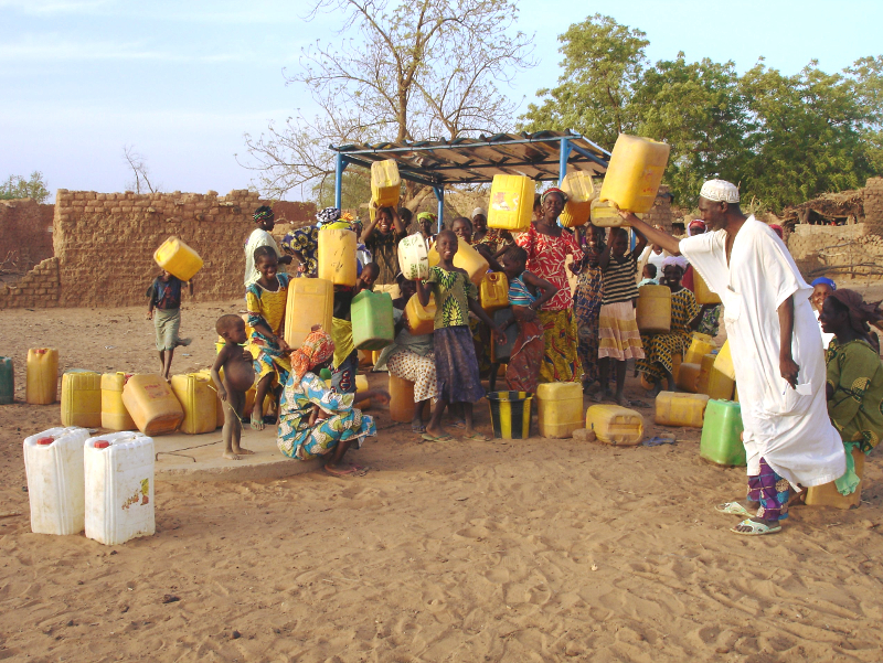 VERGNET BURKINA: Plus de 100000 clients pour un service durable de l'eau potable
