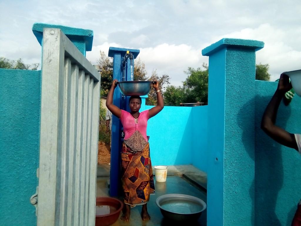 1er projet d'adduction d'eau potable d'envergure en Côte d'Ivoire