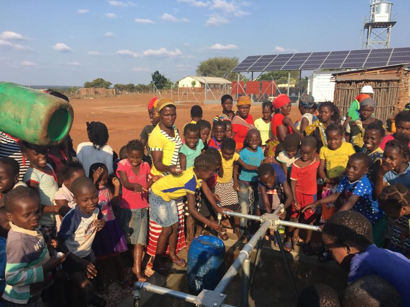 Solaire - Mozambique